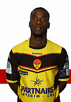 Arthur Gomis during Photoshooting of Orleans for new season 2017/2018 on September 27, 2017 in Reims, France.<br /> Photo : Icon Sport