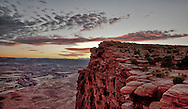 Sunset Canyonlands National Park