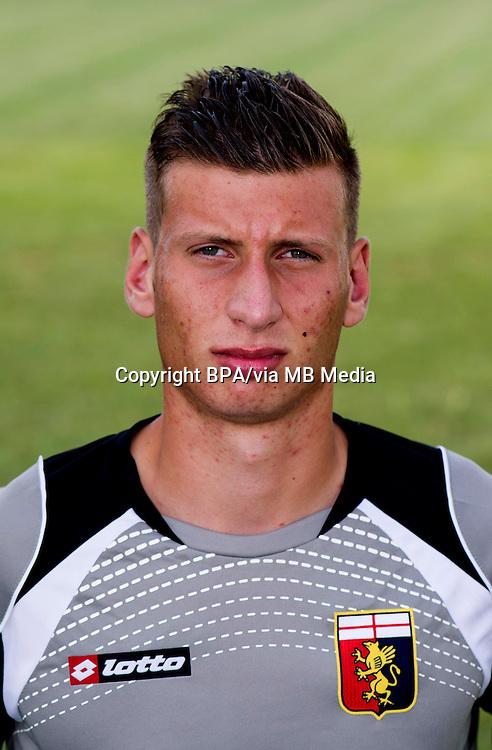 Lukas Zima ( Genoa CFC  )