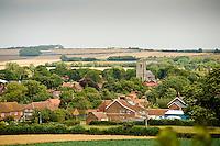 Kilham village East Yorkshire