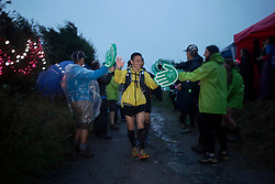 UK ENGLAND 29JUL17 - Hikers tale a break at checkpoint 8 of the Trailwalker 2017 challenge across the South Downs, England.<br /> <br /> jre/Photo by Jiri Rezac<br /> <br /> © Jiri Rezac 2017