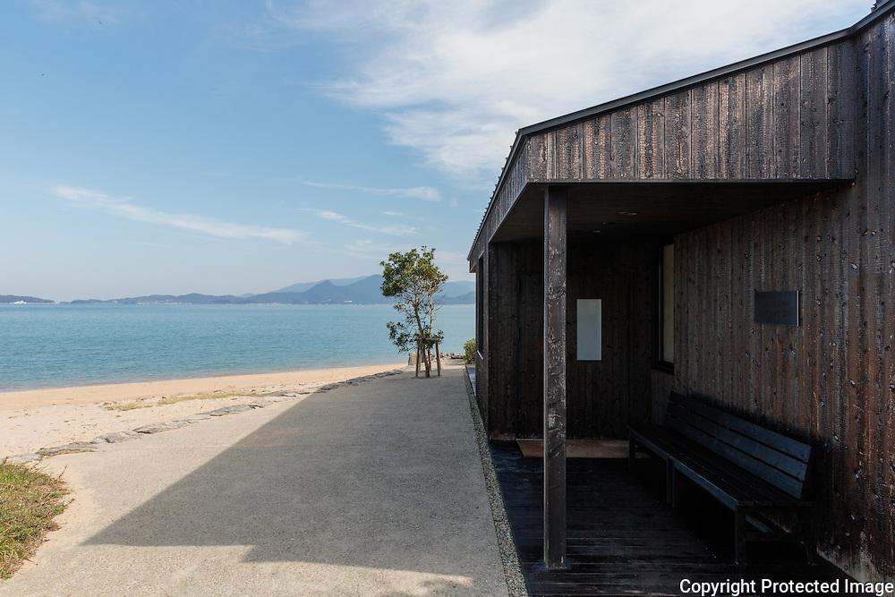 Christian Boltanski, Les Archives du Coeur, Teshima Island, Japan