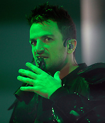 Stock Photos - Peter Andre in concert in 2013,<br /> London, United Kingdom<br /> 2013<br /> Picture by Mike  Webster / i-Images
