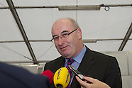 Phil Hogan at National Ploughing Championships, at Ratheniska, Co. Laois.