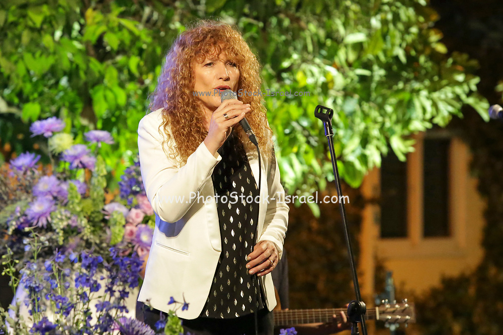 Nurit Galron (born March 21, 1951) is an Israeli singer.She is married to Israeli TV and radio journalist Rafi Reshef.