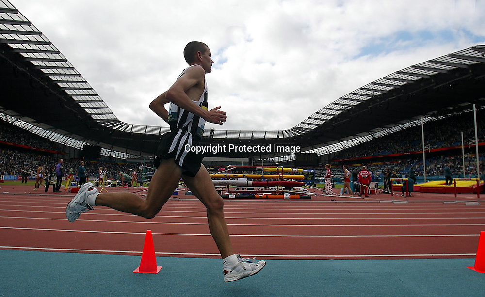 28 July 2002, City of Manchester Stadium, Sport City. Commonwealth Games, Manchester, England<br />
