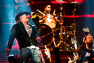 Guns 'N Roses at The House of Blues Chicago 2012