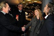 ©www.agencepeps.be/ F.Andrieu  - Belgium - Brussels - 120131 - Cinéma UGC Toison d'Or - Il était une fois, une fois - Anne Marivin - Charlie Dupont - Jean-Luc Couchard