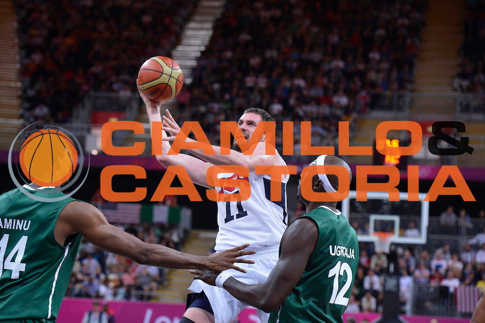 DESCRIZIONE : London Londra Olympic Games Olimpiadi 2012 Men Preliminary Round USA Nigeria<br /> GIOCATORE : Kevin LOVE<br /> CATEGORIA : <br /> SQUADRA : USA<br /> EVENTO : Olympic Games Olimpiadi 2012<br /> GARA : USA Nigeria<br /> DATA : 02/08/2012<br /> SPORT : Pallacanestro <br /> AUTORE : Agenzia Ciamillo-Castoria/M.Marchi<br /> Galleria : London Londra Olympic Games Olimpiadi 2012 <br /> Fotonotizia : London Londra Olympic Games Olimpiadi 2012 Men Preliminary Round USA Nigeria<br /> Predefinita :