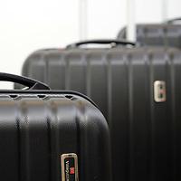 © BLAKE-EZRA PHOTOGRAPHY LTD. .www.blakeezracole.com  /  +44 (0) 7814 745512.Valguzza Luggage, photographed for Case Ltd. at Elstree Photo Studios, WD6.