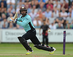 Surrey's Kumar Sangakkara in action.  - Mandatory by-line: Alex Davidson/JMP - 10/06/2016 - CRICKET - Cooper Associates County Ground - Taunton, United Kingdom - Somerset v Surrey - NatWest T20 Blast