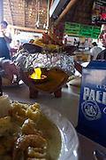 Seafood restaurant, San Jose, Baja, Mexico