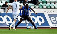 Fotball , 31. august 2019 , Eliteserien , Stabæk - Strømsgodset 2-1 , <br /> <br /> Tortel Lembi , Stabæk