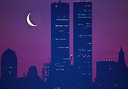 New Moon, World Trade Center, New York, NY