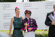 DARCEY BUSSELL; PHILIPPA HOLLAND, Glorious Goodwood. Thursday.  Sussex. 3 August 2013