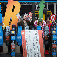 Borders Book Festival Rail Launch