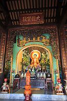 Linh Ung Pagoda on Nhuy Son Mountain, Da Nang, Vietnam