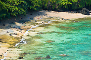Hideaways Beach, Princeville, Island of Kauai, Hawaii