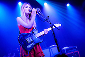 Wolf Alice @ The Independent San Francisco, 2015