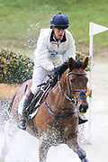 Tenareze ridden by Harry Meade in the Equi-Trek CCI-L4* Cross Country during the Bramham International Horse Trials 2019 at Bramham Park, Bramham, United Kingdom on 8 June 2019.