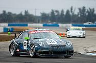 #50 SRA Racing Porsche GT3 Cup: Marc Drumwright