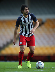 """West Bromwich Albion's Ahmed Hegazy during the pre-season friendly match at Vale Park, Stoke. PRESS ASSOCIATION Photo. Picture date: Tuesday August 1, 2017. See PA story SOCCER Port Vale. Photo credit should read: Nick Potts/PA Wire. RESTRICTIONS: EDITORIAL USE ONLY No use with unauthorised audio, video, data, fixture lists, club/league logos or """"live"""" services. Online in-match use limited to 75 images, no video emulation. No use in betting, games or single club/league/player publications."""