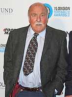 Jimmy Greaves, London Football Legends Dinner & Awards 2015, Battersea Evolution, London UK, 05 March 2015, Photo By Brett D. Cove