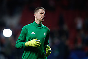 Wojciech Szczesny of Juventus during the UEFA Champions League, round of 16, 1st leg football match between Atletico de Madrid and Juventus on February 20, 2019 at Wanda metropolitano stadium in Madrid, Spain - Photo Oscar J Barroso / Spain ProSportsImages / DPPI / ProSportsImages / DPPI