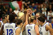 LILLE 21 GIUGNO 2013<br /> EUROPEI FEMMINILI 2013<br /> ITALIA - SLOVACCHIA<br /> NELLA FOTO ESULTANZA NAZIONALE<br /> FOTO CIAMILLO