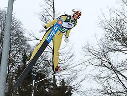31.01.2014, Energie AG Skisprung Arena, Hinzenbach, AUT, FIS Ski Sprung, FIS Ski Jumping World Cup Ladies, Hinzenbach, Training im Bild #15 Sonja Schoitsch (AUT) // during FIS Ski Jumping World Cup Ladies at the Energie AG Skisprung Arena, Hinzenbach, Austria on 2014/01/31. EXPA Pictures © 2014, PhotoCredit: EXPA/ Reinhard Eisenbauer