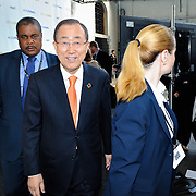 20160615 - Brussels , Belgium - 2016 June 15th - European Development Days - Arrivals - Ban Ki-Moon - Secretary General, United Nations © European Union