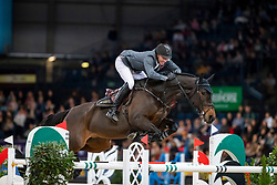 Vrieling Jur, NED, Zypern III<br /> Stuttgart - German Masters 2018<br /> © Hippo Foto - Stefan Lafrentz
