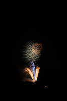 Montgomery Township Fireworks. Image taken with a Nikon D3x camera and 180 mm f/2.8 lens (ISO 100, 180 mm, f/2.8, 4 sec).