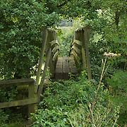 Footbridge, Yorkshire