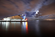 September 2007.The Deep (submarium) at night, Hull, East Yorkshire..Picture by Les Gibbon©Hull News & Pictures.07971 546747