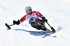 March 11th 2018 - Para Alpine Skiing Super G