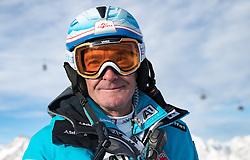 23.10.2016, Rettenbachferner, Soelden, AUT, FIS Weltcup Ski Alpin, Soelden, Riesenslalom, Herren, 1. Durchgang, im Bild Andreas Puelacher (Sportlicher Leiter ÖSV Ski Alpin Herren) // Andreas Puelacher Austrian Ski Association head Coach alpine Men's before 1st run of mens Giant Slalom of the FIS Ski Alpine Worldcup opening at the Rettenbachferner in Soelden, Austria on 2016/10/23. EXPA Pictures © 2016, PhotoCredit: EXPA/ Johann Groder