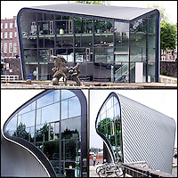 ARCAM Architecture Centre Amsterdam 2003 by Rene Van Zuuk Architekten
