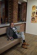 PAUL FREUD, Embodied Knowledge, Mark Baldwin private view, Bermondsey project Space, 30 January 2019