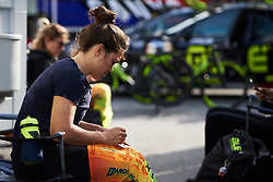 Chloe Hosking (AUS) at Ladies Tour of Norway 2018 Stage 3. A 154 km road race from Svinesund to Halden, Norway on August 19, 2018. Photo by Sean Robinson/velofocus.com