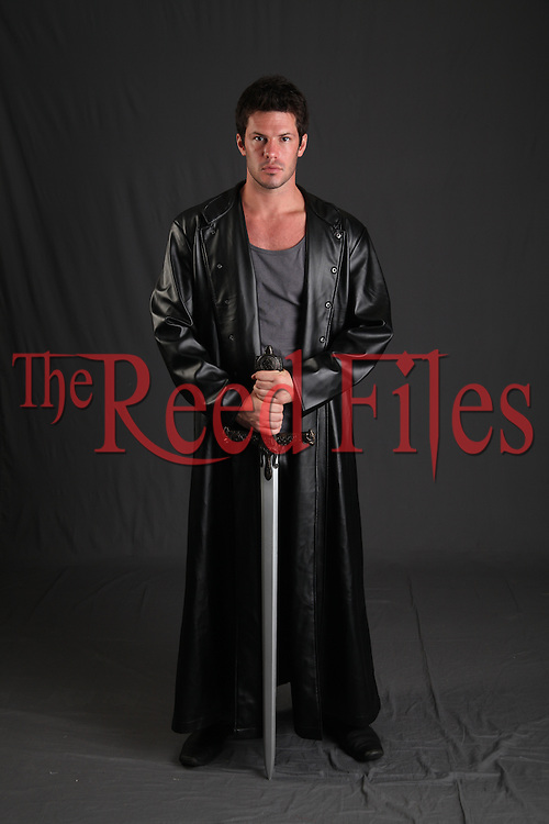 The Reed Files Paranormal Urban Fantasy Man Stock