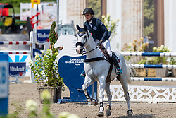 STROMAN Amke (GER), Forchello<br /> Berlin - Global Jumping Berlin 2018<br /> CSI2* Large Tour Finale<br /> 29. Juli 2018<br /> © www.sportfotos-lafrentz.de/Stefan Lafrentz