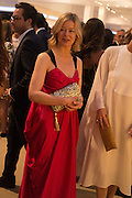 LADY HELEN TAYLOR, The Neo Romantic Art Gala in aid of the NSPCC. Masterpiece. Chelsea. London.  30 June 2015