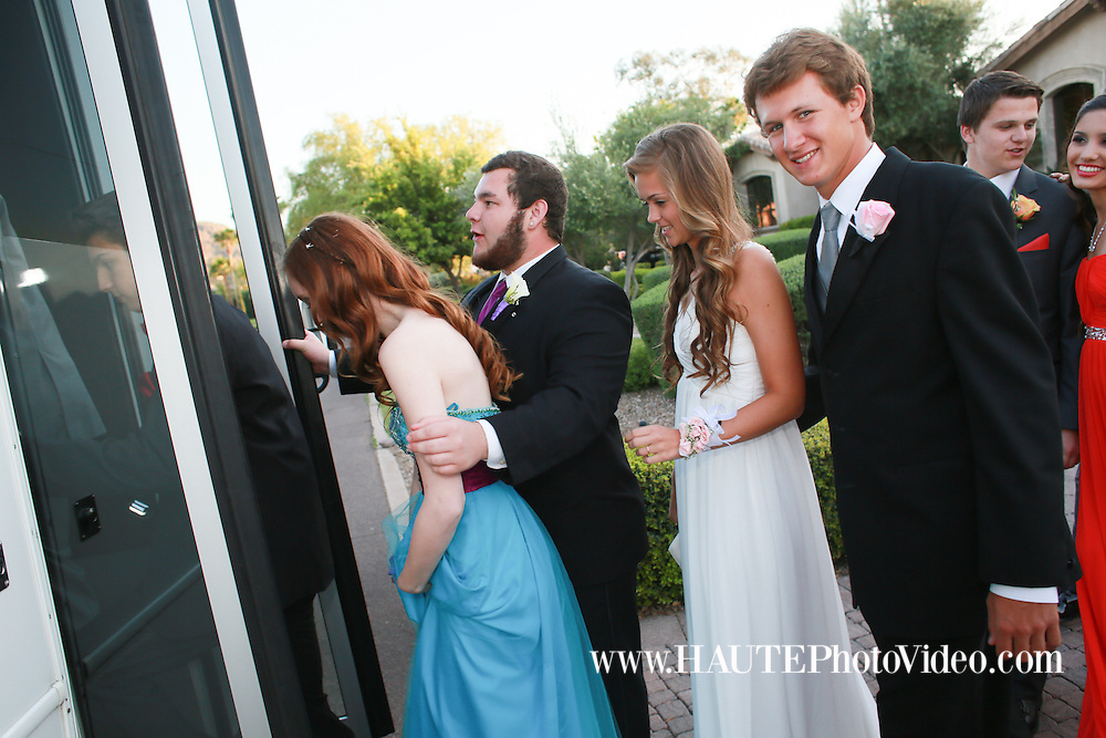 Prom Party <br />