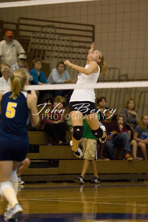 MCHS Varsity Volleyball.vs Rappahannock.9/25/2007..