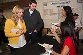 2012-10-14 Bethany Frankel Signing Autographs at TASTE Philadelphia