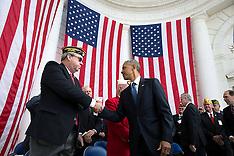 Virginia: Veterans Day Remembered in United States, 11 Nov. 2016