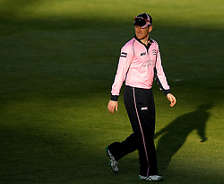 Middlesex's Eoin Morgan - Photo mandatory by-line: Robbie Stephenson/JMP - Mobile: 07966 386802 - 04/06/2015 - SPORT - Cricket - Southampton - The Ageas Bowl - Hampshire v Middlesex - Natwest T20 Blast