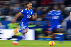 Youri Tielemans of Leicester City runs with the ball - Mandatory by-line: Robbie Stephenson/JMP - 26/02/2019 - FOOTBALL - King Power Stadium - Leicester, England - Leicester City v Brighton and Hove Albion - Premier League