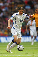 Chris Hargreaves (Torquay United)<br /> Cambridge United vs Torquay United<br /> Blue Square Premier Play-Off Final at Wembley Stadium 17/05/2009<br /> Credit Colorsport / Shaun Boggust